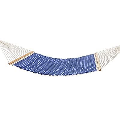 Castaway Hammocks Large 13 ft. Polyester Pillowtop Hammock, Dash Weave
