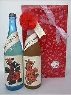 【母の日ギフト】≪母の日に感謝を込めて≫赤短とろとろの梅酒&青短の柚子酒 のギフト