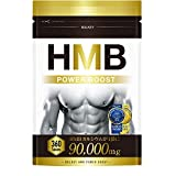 BULKEY HMB POWERBOOST 90000mg 360粒