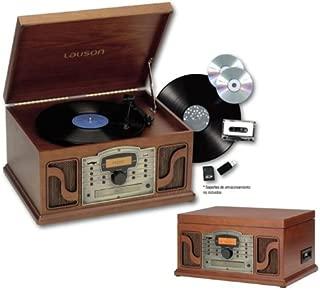 Amazon.es: Lauson - Radio casetes / Audio y vídeo portátil ...