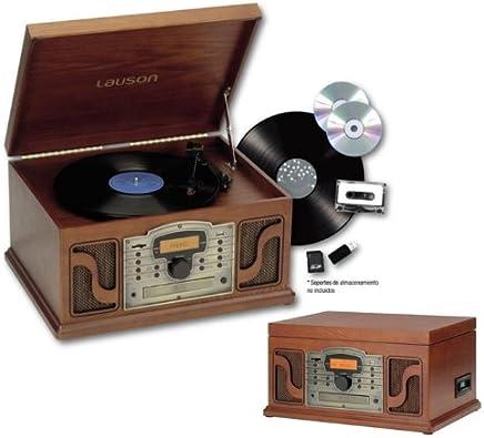 Amazon.es: Radio casetes - Audio y vídeo portátil: Electrónica