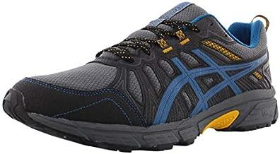 ASICS Men's Gel-Venture 7 Running Shoes, 12, Metropolis/Black
