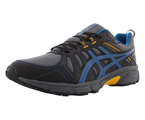 ASICS Men's Gel-Venture 7 Running Shoes, 10.5M, Metropolis/Black