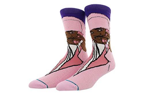 Stance Cam'ron Socks - Pink Large