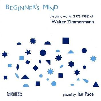 Zimmermann: Beginner's Mind