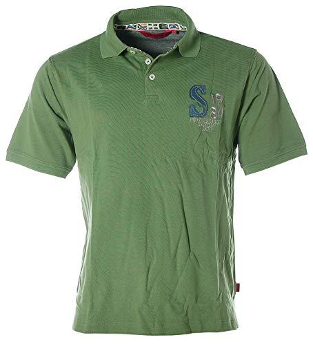 Signum Herren Kurzarm Shirt Poloshirt Polokragen Pikee Port Elizabeth Eastern Cape