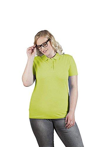 Poloshirt Superior Damen, XXXL, Wilde Limette