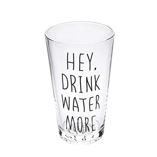 Glas Dikke Sap Koud Drink Ijs Melk Ontbijt Cup Thuis Kantoor Restaurant 480Ml