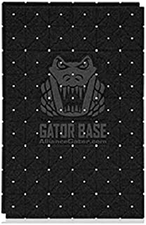 GATOR BASE for Concrete PAVERS, Porcelain Tiles and Natural Stones. Ten Units per Pack. 23.5 in x 35.5 in = 57.9 sq ft, ¾ in Thick, Weight = 1.32 lbs Each