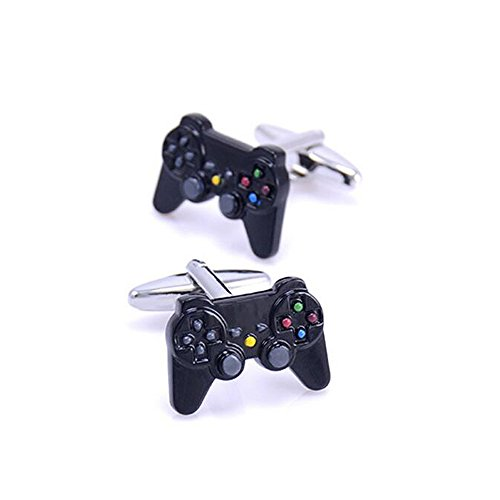Gudeke Game Playstation Controller Cufflinks