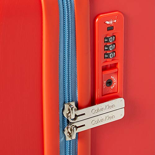 Calvin Klein Hardside Spinner Luggage with TSA Lock