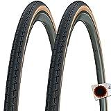 Michelin 2X Reifen Dynamic Classic Draht 28' 700x28 28-622 schwarz transparent
