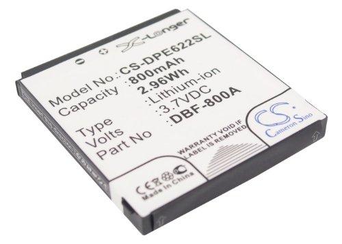 Replacement Battery for Doro DBF-800B PhoneEasy 520 PhoneEasy 520x PhoneEasy 606 PhoneEasy 606GSM PhoneEasy 613 PhoneEasy 621 PhoneEasy 622