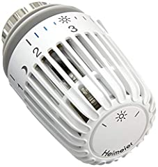 Thermostatkopf Typ weiß