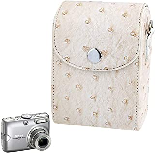 Camera Bag BZN Crystal Case de Protection Shell avec Sangle for FUJIFILM Instax Square SQ6 Transparent Couleur : Transparent