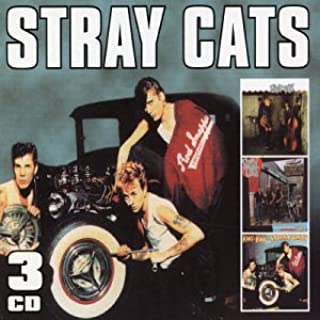 Stray Cats/Gonna Ball/Rant 'n' Rave With the Stray