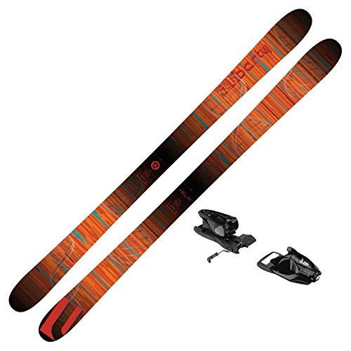 2021 Liberty Helix 84 Skis w/Look Nx 10 Bindings (158)