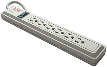 APC P6 Surge Strip with 6FT Line Cord (6 Outlets) (Discontinued by Manufacturer)