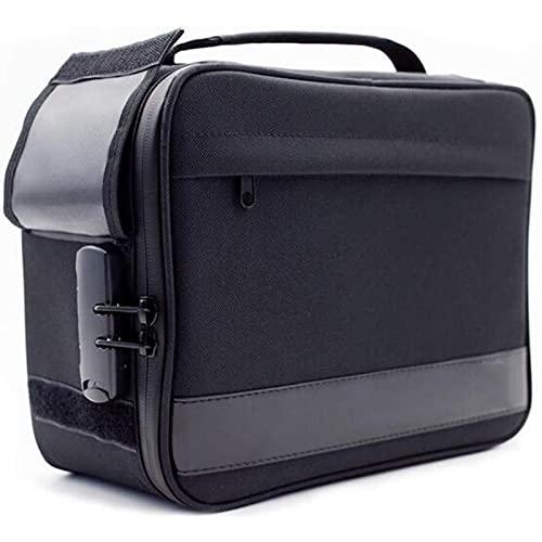 ZYL-YL Bolsa a Prueba de Olores a Prueba de Olores con Cerradura de Combinación Bolsa Desodorante Multifunción de Gran Capacidad para Almacenamiento de Viajes