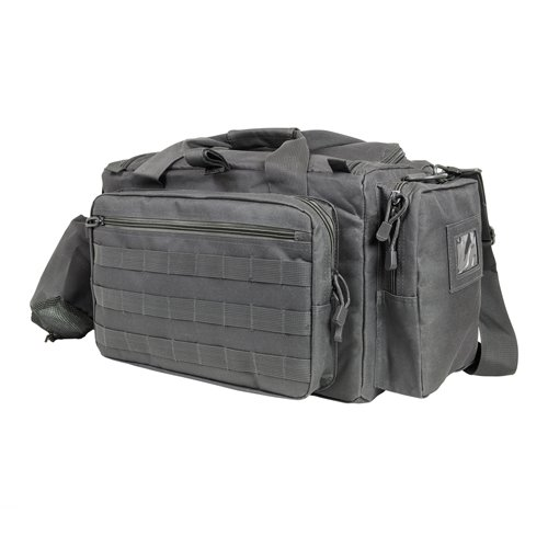 NC Star Competition Range Bag, Urban Gray