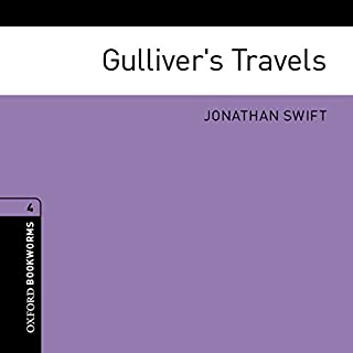 Gulliver's Travels (Adaptation) audiobook cover art