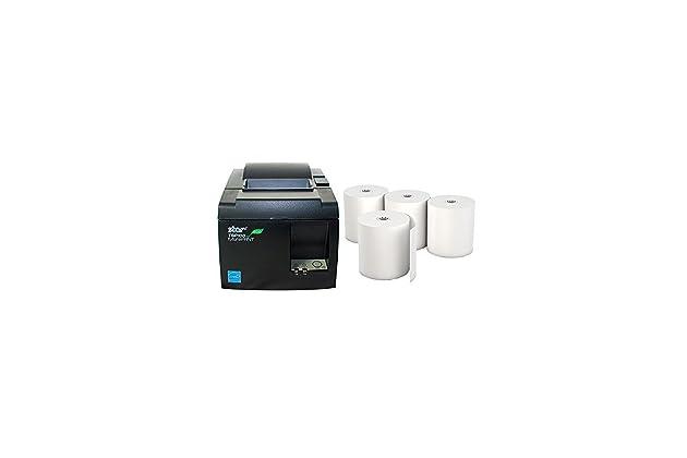 Amazon com: Star Micronics TSP 143IIU Receipt Printer