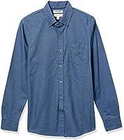 Goodthreads Slim Fit Long Sleeve Oxford Shirt W/Pocket Homme
