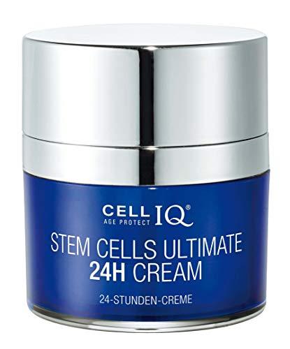 Binella CELL IQ Stem Cells Ultimate 24 H Cream / Creme, 50 ml