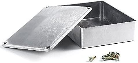 ESUPPORT 1590BB Aluminum Metal Stomp Box Case Enclosure Guitar Effect Pedal