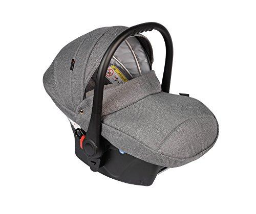 Clamaro -   Babyschale Auto