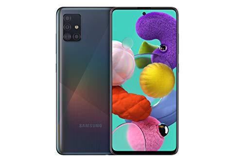 pas cher un bon Samsung Galaxy A51 – 4G débloqué (6,5 pouces – 128 Go – Android) – Noir