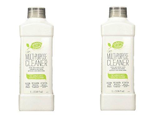 Legacy of Clean L.O.C. Multi-Purpose Cleaner 1 L/33.8 fl. oz Pack of 2