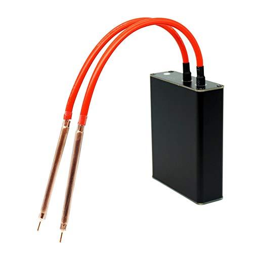 Mini Punktschweißgerät, Handheld Punktschweißgerät Schweißen Lötmaschine, Lithiumbatterie Nickelstreifen DIY Punktschweißmaschinen für 18650 Batterie