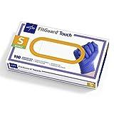 Medline FitGuard Touch Nitrile, Latex Free, Powder Free, Exam...