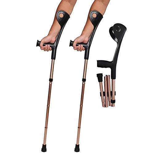 RAXST (1 Pair) Forearm Crutches ...
