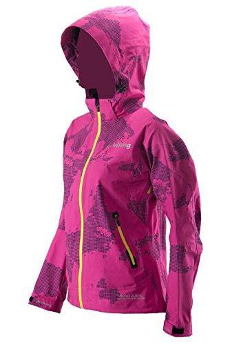 Viking calipso veste fonctionnelle veste d'extérieur pour femme Large Rose - rose