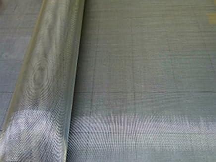 網戸 防虫網戸 防虫金網 SUS316 メッシュ:20 線径(mm):0.2 大きさ:910mm×4m