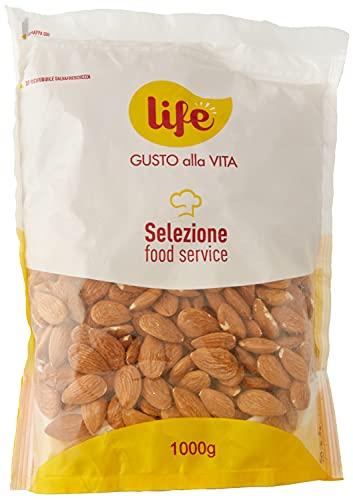 Life Mandorle Sgusciate, Mandorle Ricche di Fibre e Vitamine, Frutta Secca, Snack Frutta Secca,...