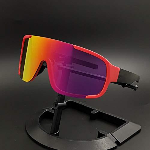 ZZKHSM Gafas de Bicicleta Gafas de Ciclismo Gafas de Deporte al Aire...