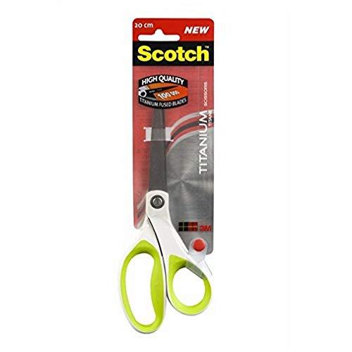 Scotch 1458T-GR Universalschere Titanium - in weiteren Farben verfügbar