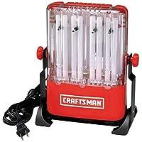 Craftsman 52 Watt Fluorescent Flood Light with 12ft Cord