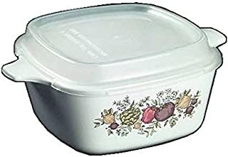Corning Ware Spice of Life Petite Pan w/ Lid ( 2 3/4 Cup ) ( P-43-B )