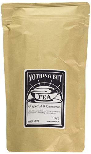 Nothing but Tea Grapefruit & Cinnamon Black Tea Pouch, 250 g
