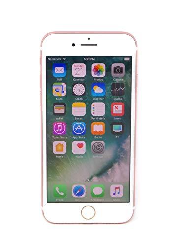 iphone 6s cost verizons Apple iPhone 7, US Version, 32GB, Rose Gold for Verizon (Renewed)