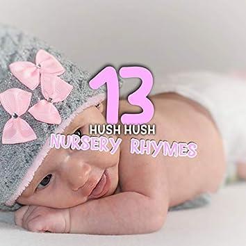 #13 Hush Hush Nursery Rhymes for Sleeping through the Night to