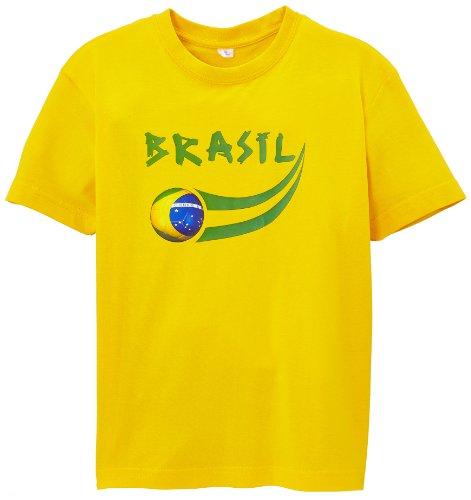 Supportershop Fan T-shirt voor kinderen