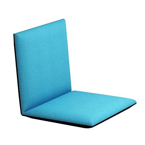L-R-S-F Canapé paresseux, coussin simple pliable, lit avec canapé-lit, fauteuil flottant, chaise dossier (Couleur : 1#)