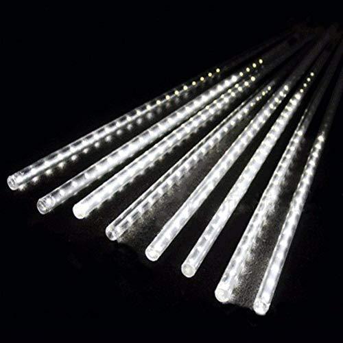 Pkfinrd 50 cm 30 cm 20 cm waterdichte meteor douche regendouche lamp 240 V EU-stekker kerstlicht bruiloft decoratie kersttuin