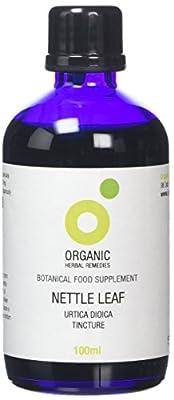 Organic Herbal Remedies 100 ml Nettle Leaf Tincture