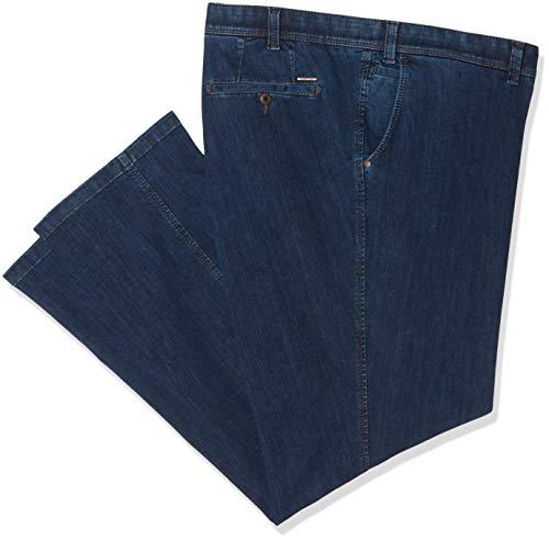 Eurex by Brax Herren Style Jim Tapered Fit Jeans, Blue Stone, 44W / 32L